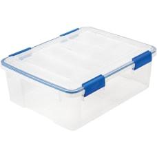 IRIS Ziplock WeatherShield Storage Box 19
