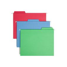 Smead FasTab Hanging File Folders Letter