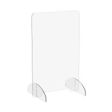 Marco Group Portable Sneeze Guard 1