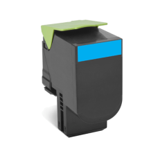 Lexmark 70C1HC0 High Yield Cyan Toner