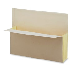 Oxford End Tab Expanding File Pockets