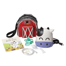 MABIS Margo Moo Compressor Nebulizer With