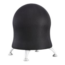 Safco Zenergy Exercise Ball Stool Black