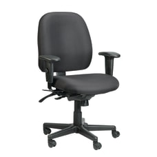 Mammoth Office Products Fabric Multifunction Mid