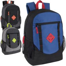 Trailmaker 18 Multipocket Backpacks Assorted Colors