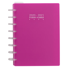 TUL Discbound WeeklyMonthly Student Planner Junior
