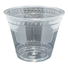 Edris Plastics PET Squat Cups 9