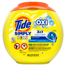 Tide Simply PODS Oxi Liquid Laundry