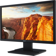 Acer V206HQL 195 LED Monitor With