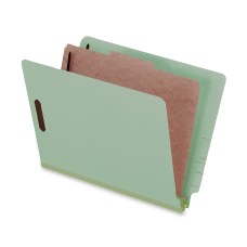 Pendaflex Pressboard Classification Folders With Dividers