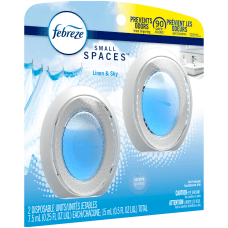 Febreze Small Spaces Air Fresheners Linen