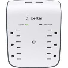 Belkin SurgePlus USB Wall Mount 10
