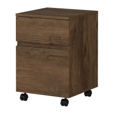 Bush Furniture Latitude 2 Drawer Mobile