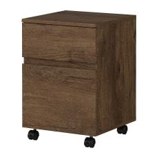Bush Furniture Latitude 2 Drawer Mobile