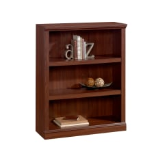 Realspace Premium Bookcases 44 3 Shelf