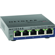 NETGEAR 5 Gigabit Ethernet ProSafe Plus