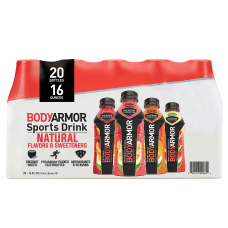 BodyArmor Sports Drink Variety Pack 16