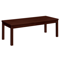HON Occasional Coffee Table Mahogany