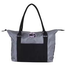 PUMA Jane Tote Bag BlackGray