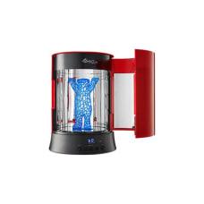XYZprinting 3D printer UV curing chamber