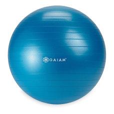 Gaiam Kids Balance Ball Blue