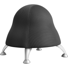 Safco Runtz Ball Chair Black