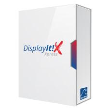 ViewSonic DisplayIt X License volume 1