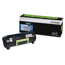 Lexmark 60F1H00 High Yield Black Toner