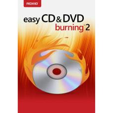 Roxio Easy CD DVD Burning 2
