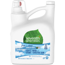 Seventh Generation Laundry Detergent Concentrate Liquid