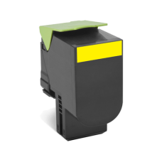 Lexmark 80C1SY0 Return Program Yellow Toner