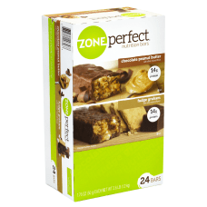 ZonePerfect Nutrition Bars Chocolate Peanut Butter