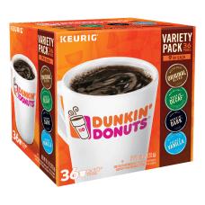 Dunkin Donuts Coffee Single Serve K