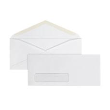 Office Depot Brand 10 Window Envelopes