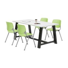 KFI Studios Midtown Table With 4