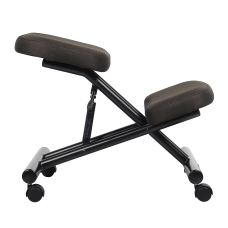 Boss Ergonomic Kneeling Stool 25 H