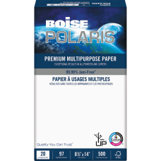 Boise Paper POLARIS Inkjet Laser Copy
