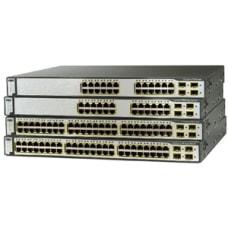 Cisco Catalyst 3750V2 24PS Stackable Ethernet