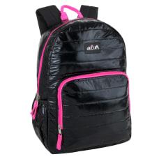 Delias School Backpack BlackPink