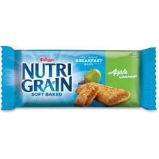 Kelloggs Nutri Grain Bars Apple Cinnamon