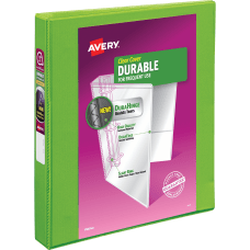Avery Durable View 3 Ring Binder