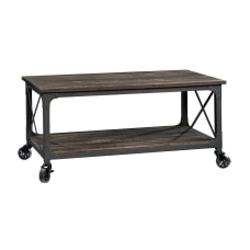 Sauder Steel River Coffee Table With