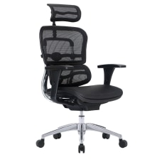 WorkPro 12000 Mesh High Back Executive