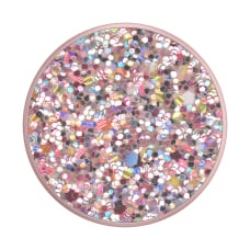 PopSocket PopGrip 1 916 Sparkle Rosebud