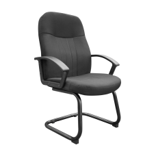 Boss Fabric Guest Chair Black