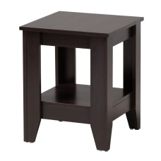 Baxton Studio Modern Contemporary End Table
