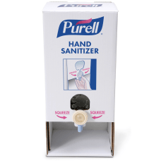 Purell Quick Tabletop Stand Dispenser Kit