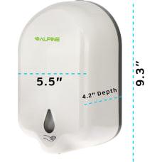 Alpine Automatic nbspGel nbspHand nbspSanitizer nbspDispenser