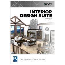 Punch Interior Design Suite v20 Disc