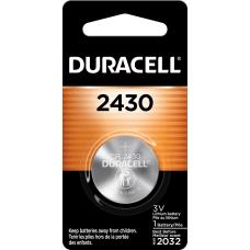 Duracell 2430 3V Lithium Battery For